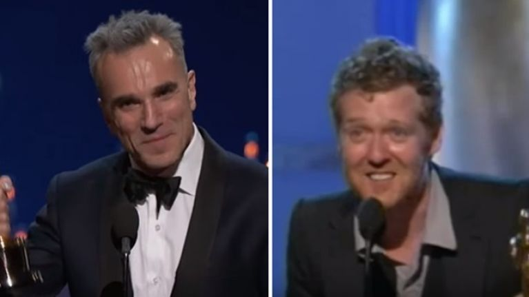 Here's every single Irish person that has ever won an Oscar