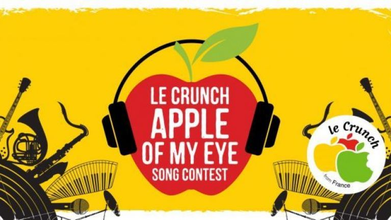 POLL: You decide who makes it to the final of the Le Crunch Apple of My Eye Song Contest