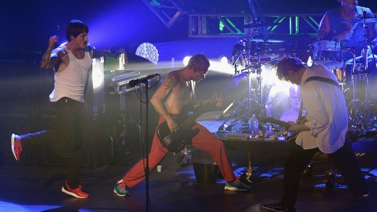 The Red Hot Chili Peppers will headline a festival in Belfast this summer