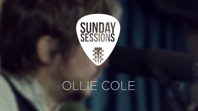 Sunday Sessions - Ollie Cole