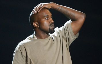 Kanye West has been admitted to hospital with exhaustion