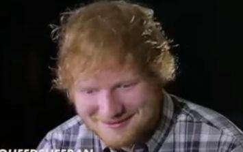VIDEO: Ed Sheeran rapping Eminem's 'Criminal' is absolutely class