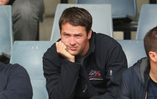 PICS: You don't want to be p*ssing off Michael Owen right now, because he's not a happy man
