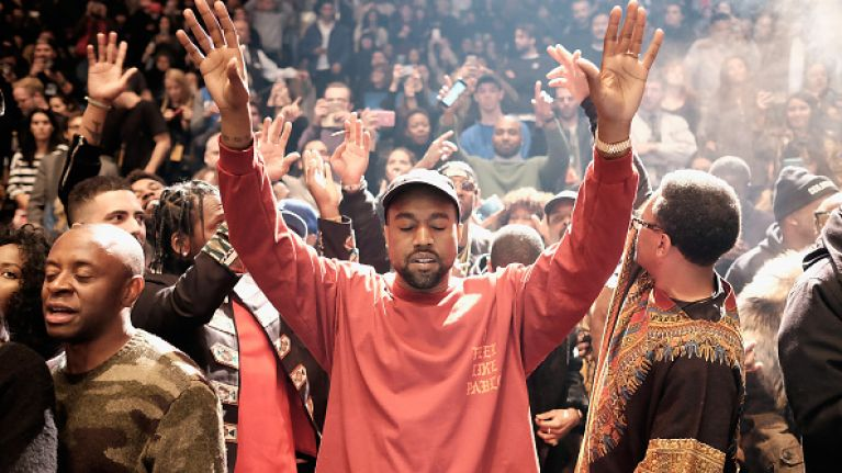 PICS: Kanye West's new album lyrics were crying out to be made into memes...