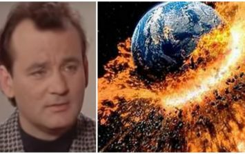 VIDEO: According to this Ghostbusters II clip, the world will end on Valentine's Day 2016