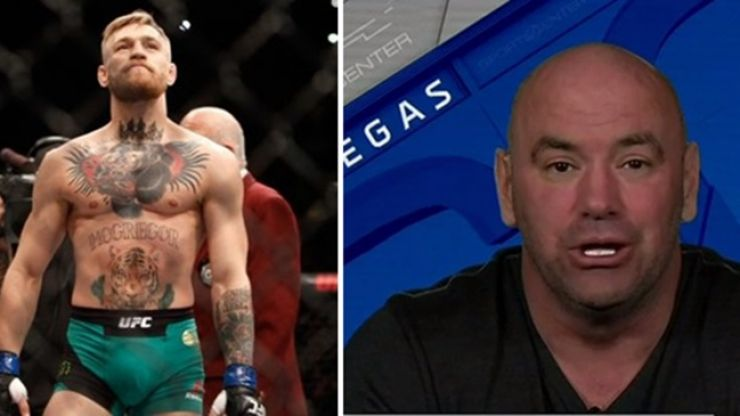 VIDEO: Dana White has been talking about Conor McGregor and his next UFC fight