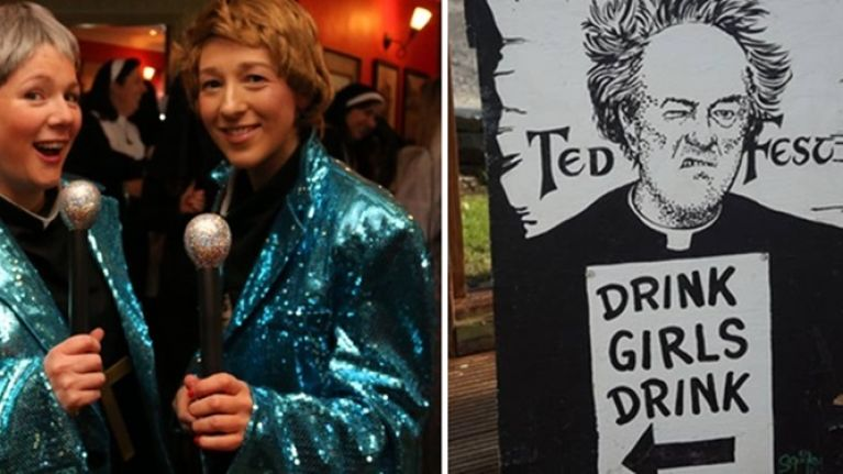 PICS: The craic at Tedfest would make Dermot Morgan and Frank Kelly feel immensely proud