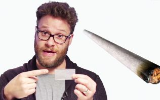 VIDEO: Seth Rogen teaches us how to roll the perfect joint