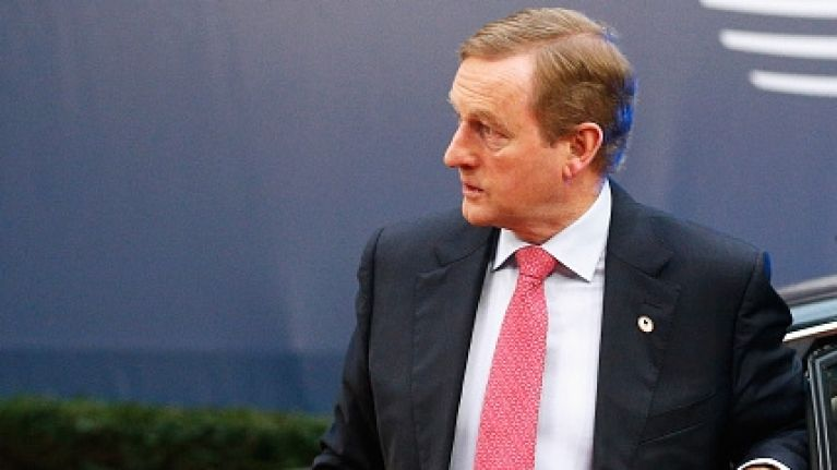 VIDEO: Enda Kenny slams 'whingers' in his home town of Castlebar