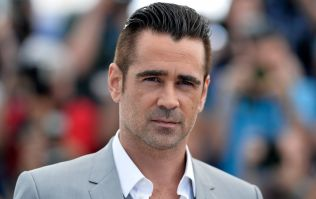 Colin Farrell has won an extremely NSFW award for a steamy role we've all forgotten about