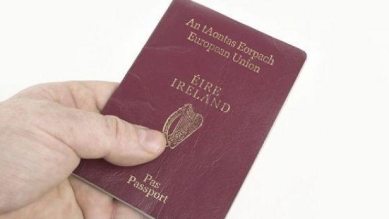 Pic Belfast Post Office Already Runs Out Of Irish Passport