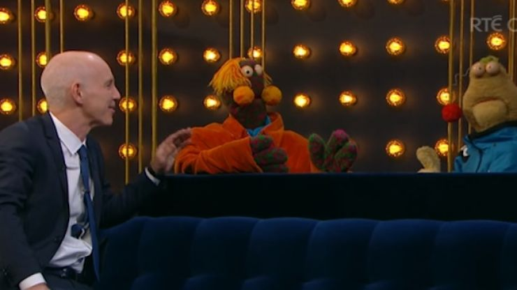 VIDEO: Zig and Zag gave us a nostalgia overload by appearing on The Ray D'Arcy Show
