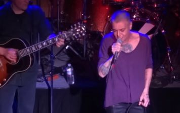 VIDEO: Sinéad O'Connor has paid tribute to David Bowie in fantastic fashion