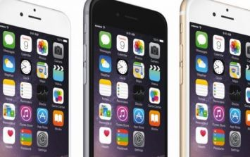 Apple could release a gigantic 5.8-inch iPhone in the next year