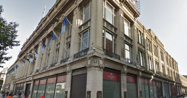 The €150 million redevelopment of Clerys to begin as SIPTU drops appeal