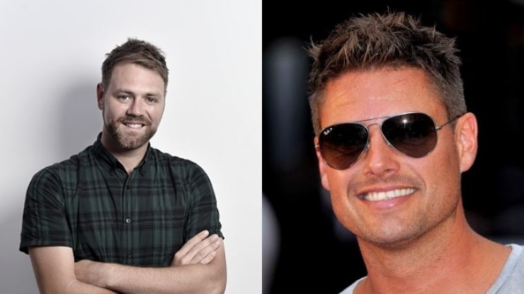 Keith Duffy and Brian McFadden are about to form a new band together