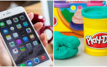 VIDEO: Expert claims the iPhone 6 can be hacked with Play Doh