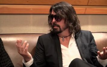 VIDEO: Foo Fighters make an 'official announcement' about their future