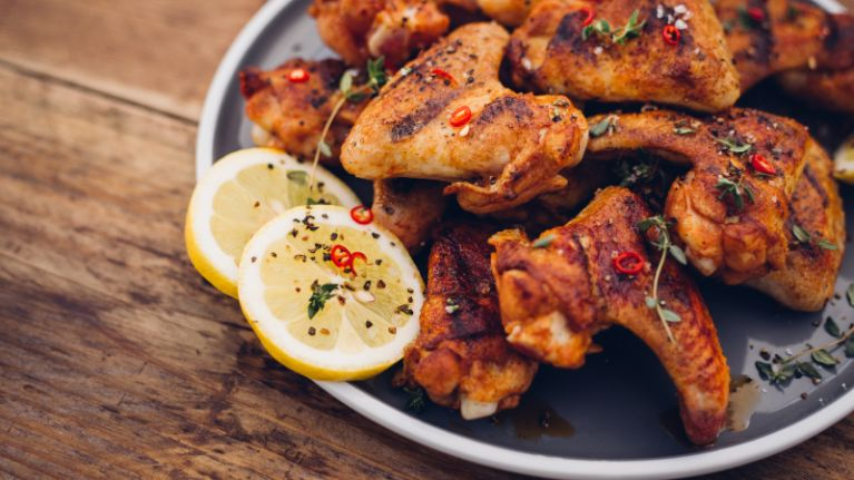There is a chicken wing festival coming to Bray next month