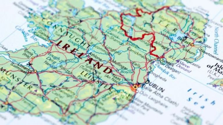 Map Of Ireland 3d.Pic This 3d Map Of Ireland Designed By An Irishman Looks Absolutely