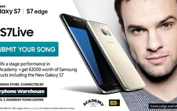 POLL: You decide who makes it to the final of the Carphone Warehouse #S7Live competition & win up to €2,000 worth of Samsung products & a gig in The Academy