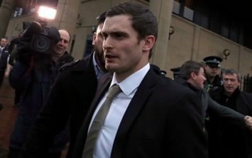 Adam Johnson loses appeal against his conviction for child sex offences