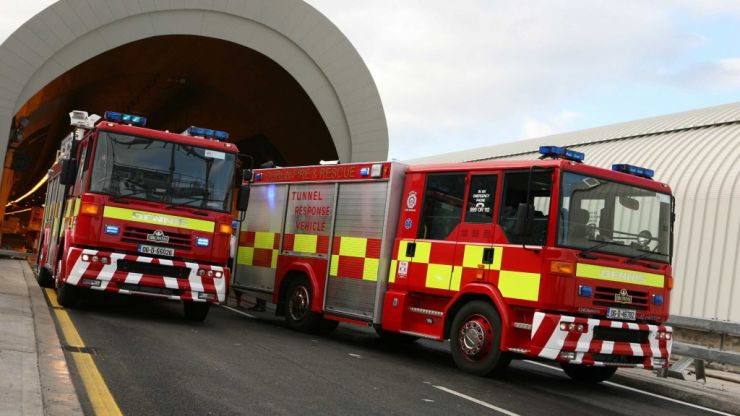 Dust off the CV, Dublin Fire Brigade are looking for new recruits