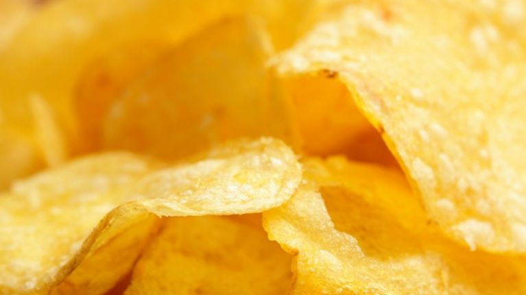 """Irish people are """"unique in the world"""" when it comes to tasting crisps"""