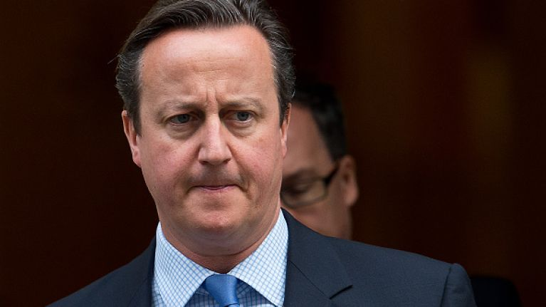 WATCH: David Cameron says he does not regret calling the Brexit referendum