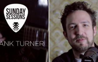 Sunday Sessions - Frank Turner