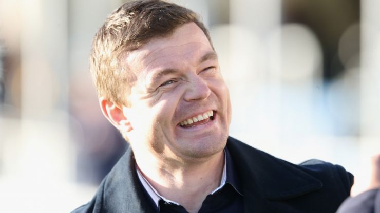 Brian O'Driscoll made a tasty sum of money on a Six Nations bet that Ireland would win the Grand Slam