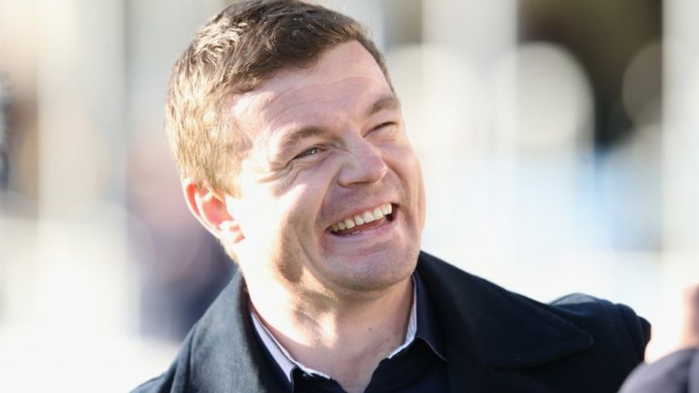 WATCH: Former Irish rugby captain Brian O'Driscoll takes part in Orange parade in Armagh