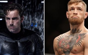 Ben Affleck  says that Conor McGregor influenced his fighting style as Batman