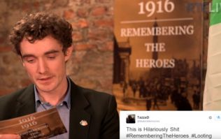 VIDEO: Foil, Arms and Hog turn their immense talent towards the 1916 Rising and it's wonderful