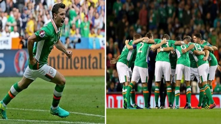 Ireland are on the ropes and people are absolutely crying out for Wes Hoolahan to be introduced