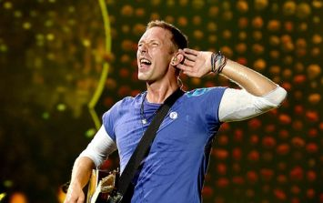 PIC: Garda helicopter captures amazing aerial shot of Coldplay Dublin gig