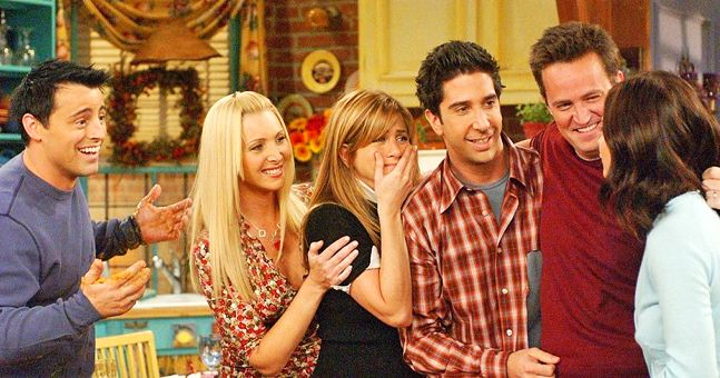 Friends creator ridicules incredibly dark theory about how the show should have ended