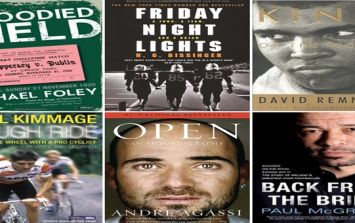 20 books every sports fan needs to have in their lives (Part One)