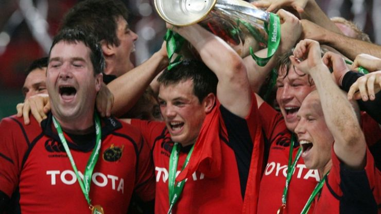 'You will always be my hero' - Jerry Flannery on the late Anthony Foley