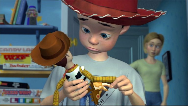 A Toy Story fan theory claims to know who Andy's mum *really* is