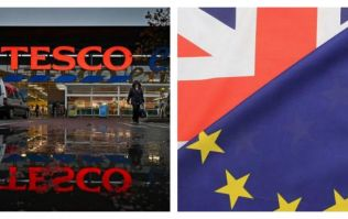PICS: Tesco is quickly running out of crucial products