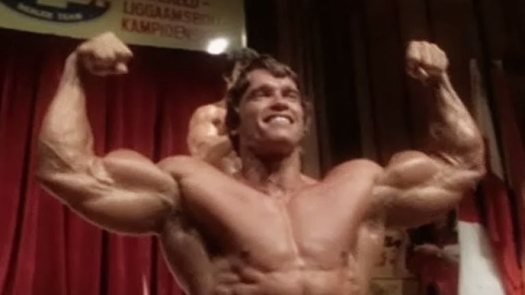 If you can't build muscle try this old school Arnold Schwarzenegger approach to training