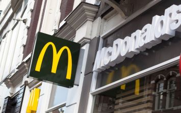 McDonald's are changing all of their straws from plastic to paper in Ireland