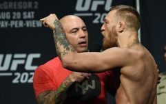 Joe Rogan defends Conor McGregor over UFC 229 criticism