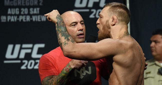 Joe Rogan defends Conor McGregor over UFC 229 criticism | JOE.ie