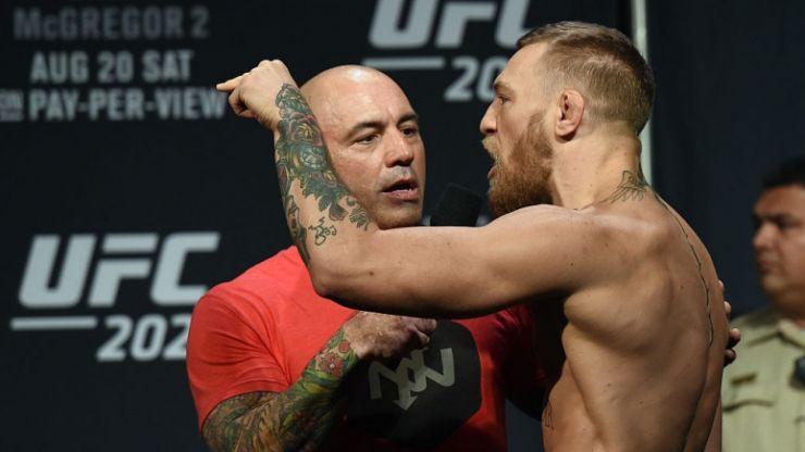 Joe Rogan defends Conor McGregor over UFC 229 criticism