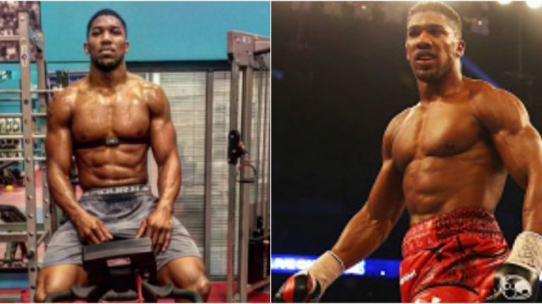 This carbohydrate is Anthony Joshua's power-packed secret weapon