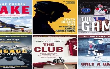 20 books every sports fan needs in their lives (Part Two)