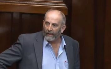 "WATCH: ""They hate you down there!"" - Danny Healy-Rae is livid with Shane Ross' new road bill"