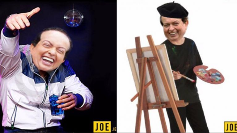 PICS: The definitive A-Z of Marty Morrissey